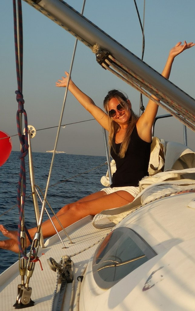 Best thing to do in Barcelona, a 2 hr sail tour with BarcelonaSail