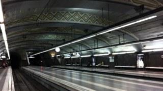 historias del metro de barcelona