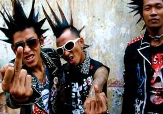 punk en barcelona
