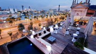 semana de las terrazas de hoteles de barcelona