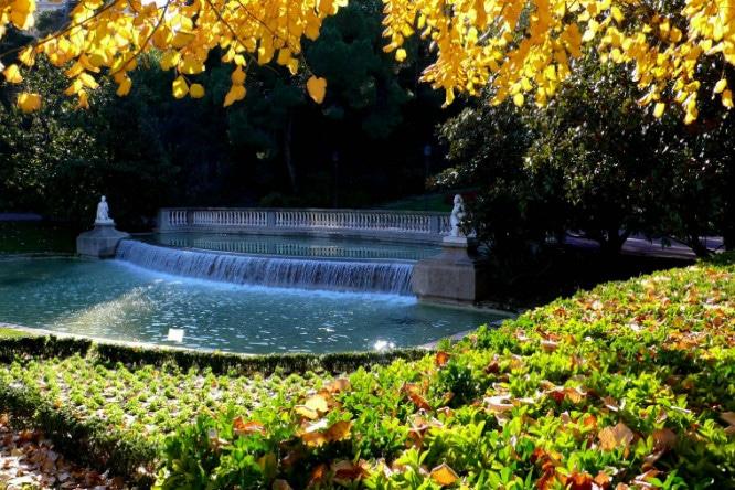 Piensa en verde los 7 jardines m s bonitos de barcelona for Jardines de barcelona