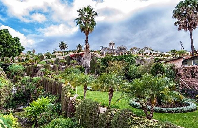 Piensa en verde los 7 jardines m s bonitos de barcelona - Jardines de barcelona ...