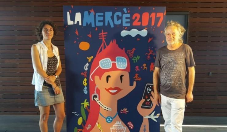 cartel de La Mercè 2017
