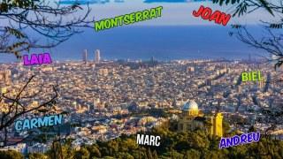 nombres más comunes de Barcelona