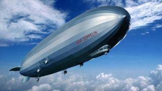 Graf Zeppelin en Barcelona