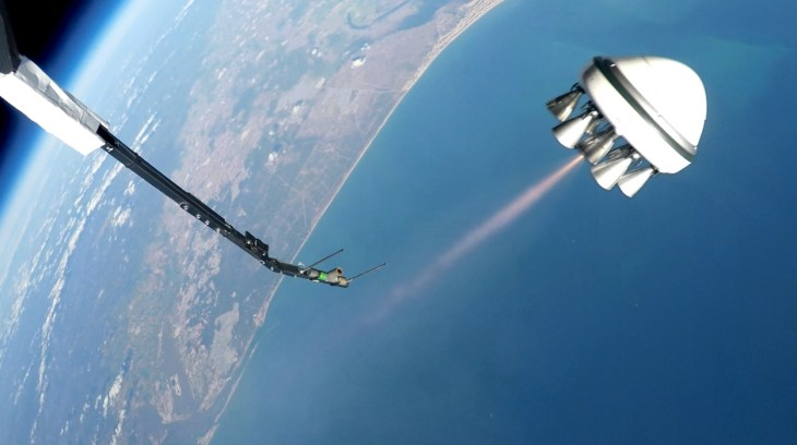 Barcelona Startup Zero 2 Infinity Launches Its First Rocket from the Edge of Space