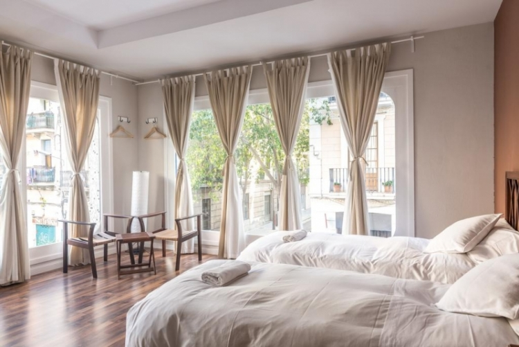 Beste B&B bed & breakfast Barcelona