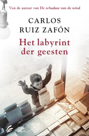Roman Het labyrint der geesten Carlos Ruiz Zafón