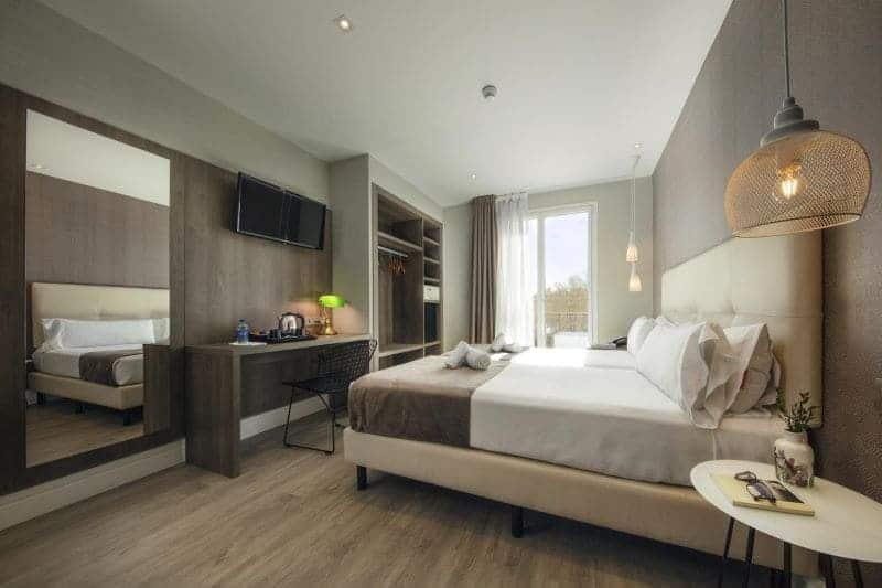 hotelkamer-oasis-barcelona