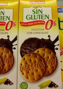 Sin gluten à Barcelone