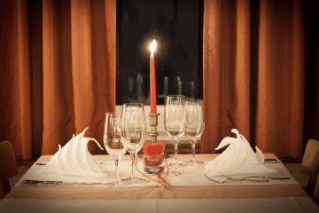 5 restaurantes románticos en barcelona para celebrar San Valentin