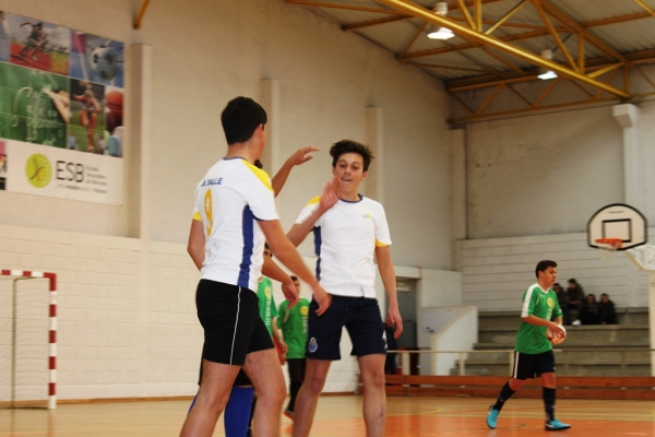 Colégio La Salle vence 1º Torneio de Futsal Interescolas – OPEN B 2018 5522ba13952e8