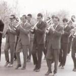 Az első kazincbarcikai fúvós zenekar