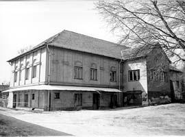 A Szepessy-kastély Fotó: veres András