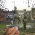 Régi kép a jelenben: varázslatos időutazás Lőrincz Gáborral