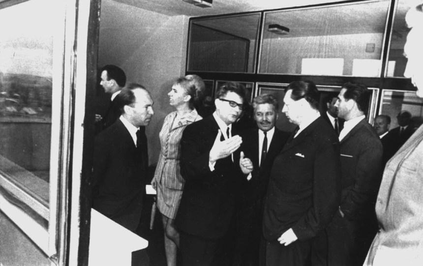 1969. augusztus 19. Kórházavatás