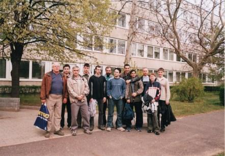 NB II-es bajnokcsapat