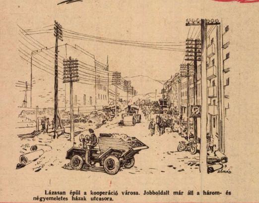 Ludas Matyi Kazincbarcikán - 1945-1956. I. rész