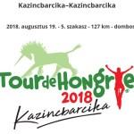 Tour de Hongrie 2018: Kazincbarcika ‒ A verseny rövid története