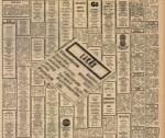 Egy meglepő apróhirdetés 1972-ből – avagy a kazincbarcikai egyperces novella