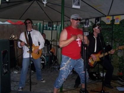 2009 Sörkert (itt már Pityu nélkül)