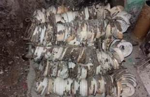 বিলুপ্তির পথে রাজশাহীর ঐতিহ্যবাহী জামনগরের শাঁখা শিল্প