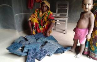 ইচ্ছাশক্তির গুণেই অভাবী সংসার থেকে 'অভাব'কে বিদায় করেছেন সেরিনা বেগম