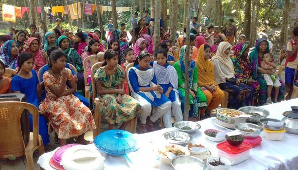গ্রামীণ নারীর কাজের স্বীকৃতিই আনবে গ্রামীণ নারীর ক্ষমতায়ন