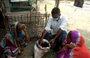 আশুজিয়া গ্রামে স্থায়িত্বশীল কৃষি চর্চার পরিধি বৃদ্ধি পাচ্ছে