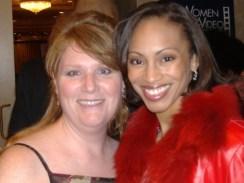 Felicia Barlow Clar With Dr. Andrea Pennington
