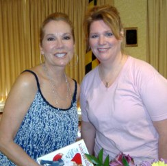 Felicia Barlow Clar With Kathie Lee Gifford