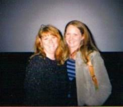Felicia Barlow Clar With Melissa Leo
