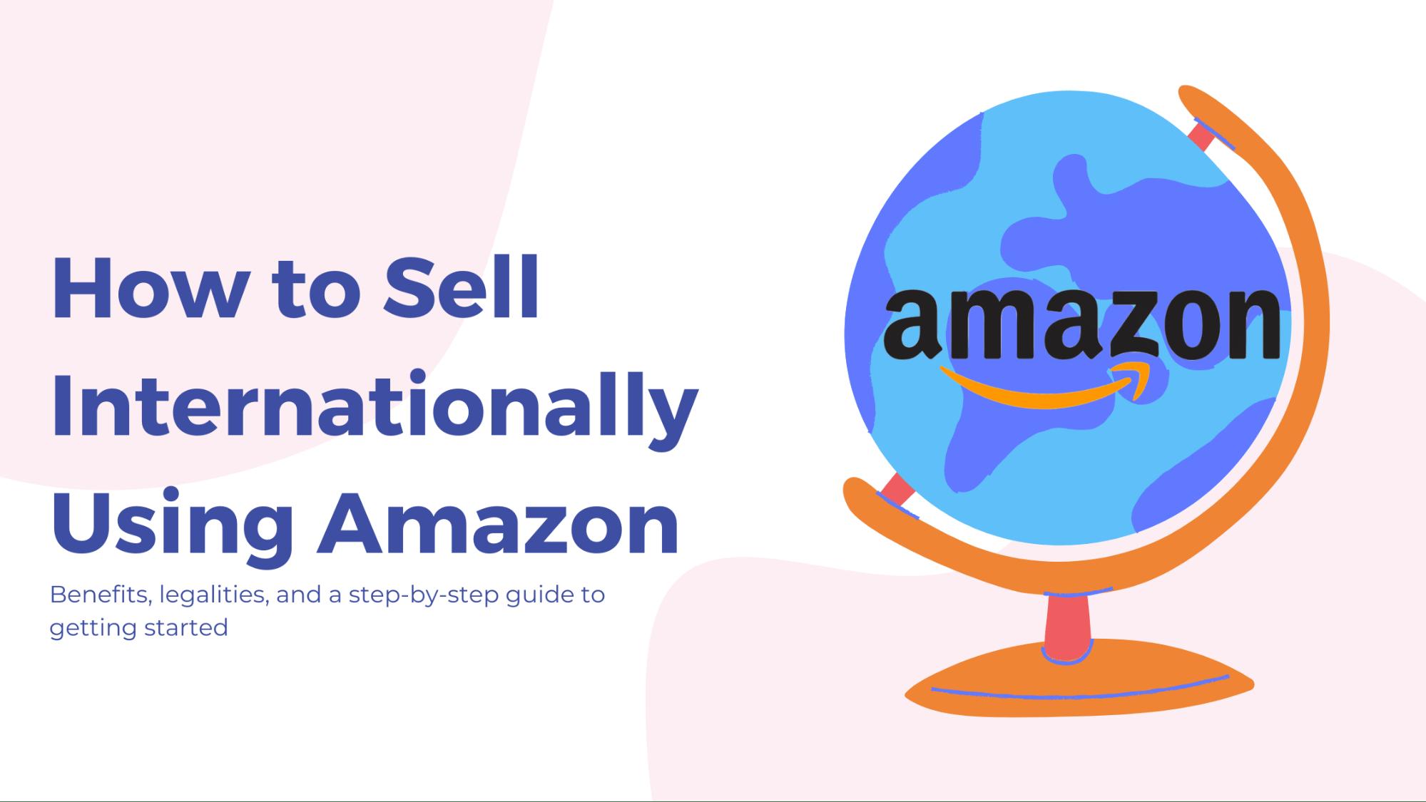 Jak sprzedawać za granicą za pomocą Amazon