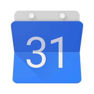Logo Kalendarza Google