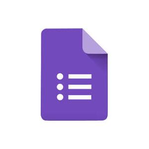 Logo Formularzy Google