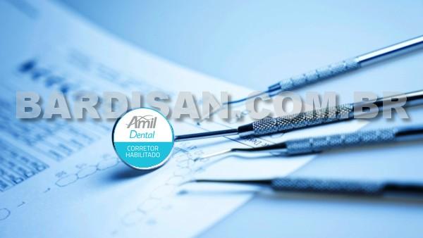Coberturas Amil Dental a partir de 24 hrs no Cartão de Crédito 0 (0)