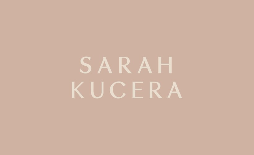 Sarah Kucera — Featured Image