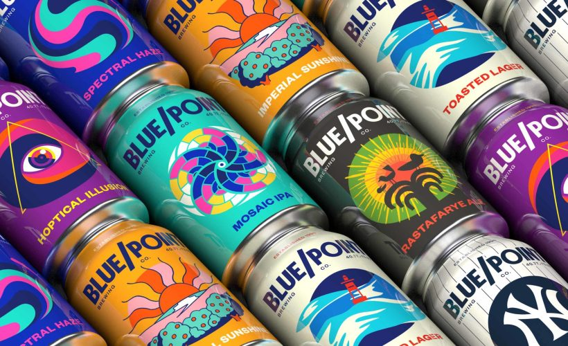 Blue Point Brewing Co. by Bardo Industries