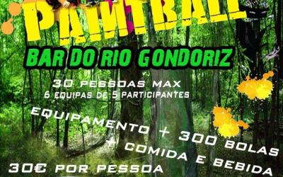 Torneio de Paintball