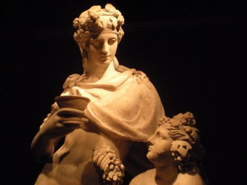 Poesía en Bardulias: Dionisíacas