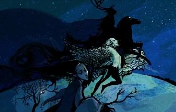 Poesía en Bardulias: Samaín