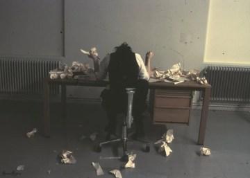 Poesía en Bardulias: El ültimo en Escribir