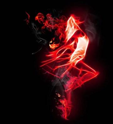 Poesía en Bardulias: A tus alas de fuego