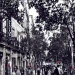 Poesía en Bardulias: Calle Fuencarral