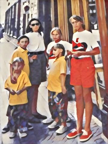 Poesía en Bardulias: Fabricantes de recuerdos