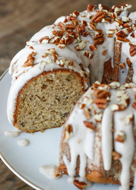 Easy Banana Cake Scratch