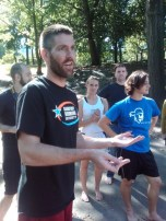 Jason+Robillard+new+york+city+barefoot+run
