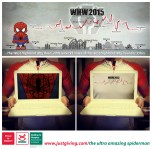 New suit off to the printers! :Dhttps://www.justgiving.com/theultraamazingspiderman/