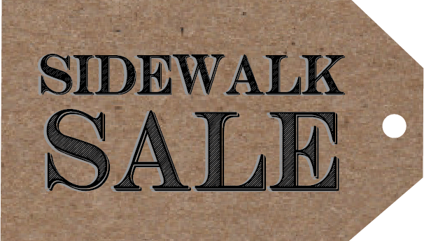 sidewalk sales at barefoot in spring lake, nj
