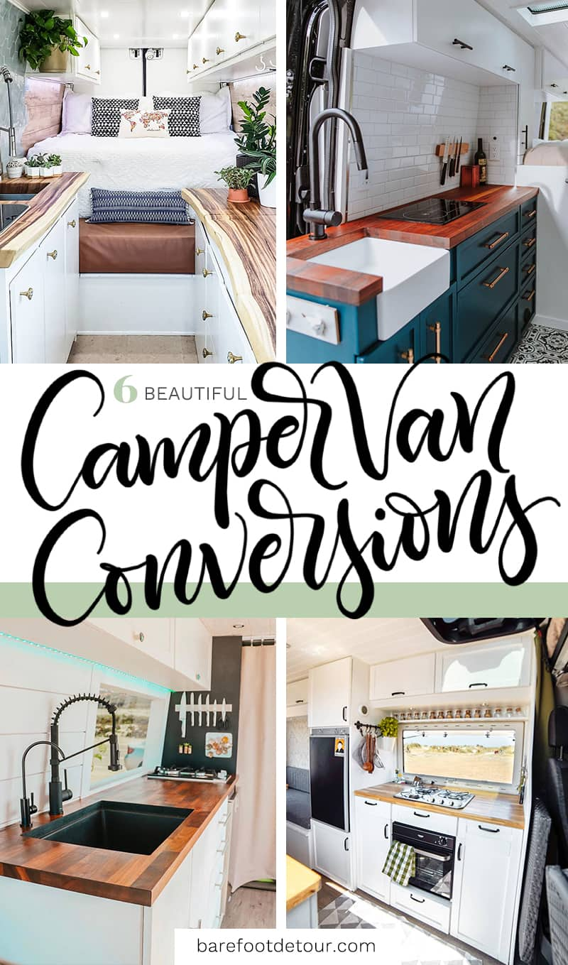 Camper Van Interior Conversions That Will Make You Want To Try Vanlife